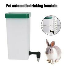 Automatic Drinking Plastic Hanging Hamster Rabbit Water Bottle Dispenser Feeder