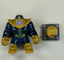 Lego Infinity War Thanos Gauntlet Glove  Complete All 6 Stones Authentic 76107