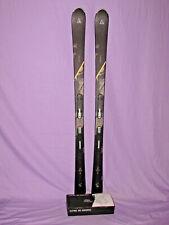 NEW! Fischer Aspire women's skis 160cm w/ Fischer W9 AC SLR Womantrack bindings~