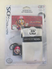 Nintendo DS NDS - Mario Sleeve Kit for DS Lite NEW - Official Licensed