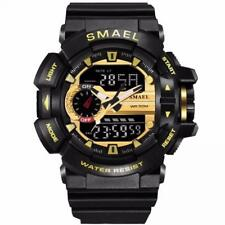 SMAEL Electronic Relogio Masculino LED Mens Digital Sport Wrist Watch