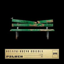 PALUCH Ostatni krzyk osiedla [CD] OKO / BOR / 2016