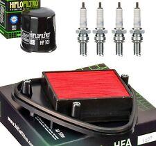 HONDA VT 600 Shadow VT600 PC21 90-97 Luftfilter Ölfilter 4 Zündkerze Wartungskit