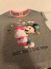 Unicorn Agnes pyjama top only despicable me 3