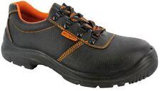 Vêtements et accessoires chaussures de sécurité noir pour l'agriculture