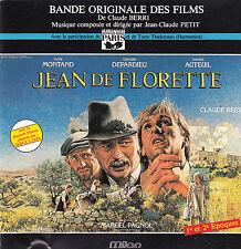 Jean De Florette-1986-Original France Movie Soundtrack-27 Track-CD