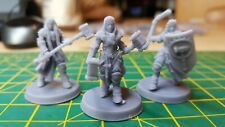 Sisters of Sigmus Superiors x3 Compatible With Mordheim,AoS, Warhammer,D&D & RPG