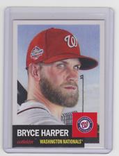 BRYCE HARPER 2018 Topps Living Set #13 Washington Nationals