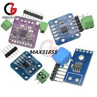 MAX31855/31865/6675 K Type PT100 Temperature Sensor Thermocouple Breakout Module