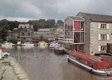Postcard - Skipton - The Canal