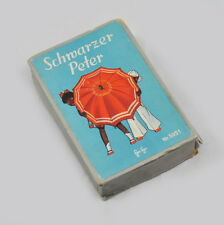 Schwarzer Peter Quartett / Kartenspiel von Scholz - Nr. 5951
