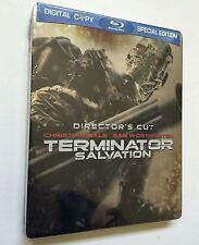Blu-ray Steelbook Terminator Salvation - Ironpak - FUTURE SHOP EXCLUSIVE  OVP !