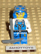 Lego Power Miners 8961 Brains Minifigure New