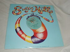 """FUNKY FOUR Do You Want To Rock 12"""" LP Promo Sugar Hill Old School Rap Funk Disco"""
