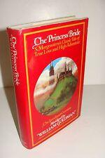 The Princess Bride By William Goldman True 1st/1st 1973 Harcourt Brace Hardcover