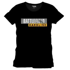 Battlefield Hardline Limited Edition Promo T-Shirt Size Large L Mens Ladies NEW