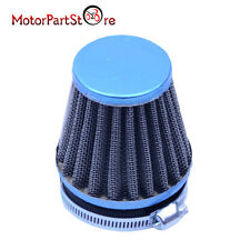 60mm Intake Fillter Motorcycle Intake Air Cleaner System Replacement New