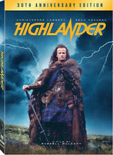 Highlander: 30th Anniversary DVD
