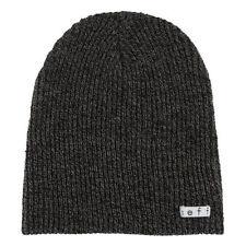 Gorras y sombreros de mujer Gorro/Beanie acrílico color principal negro