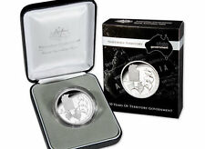 (PL) 2008 AUSTRALIA 30 YEARS OF NORTHERN TERRITORY GOVERNMENT $5 SILVER PROOF