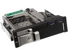 Kingwin KF-253-BK 2.5in & 3.5in Hot Swap USB3.0 Mobile Rack