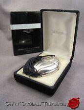 Vintage Di Borghese Parfum Vivant Sterling Silver Edition Spray 1/4 Fl. Oz.