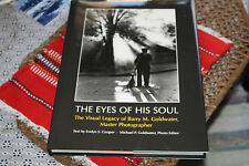 The Eyes of His Soul, Barry Goldwater phot book SIGNED by Michael Goldwater