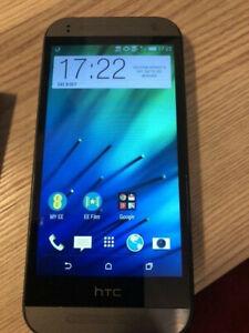 HTC One mini 2 - 16GB - Gunmetal Gray EE Smartphone