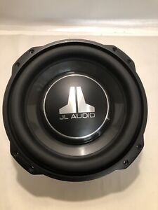 "JL AUDIO 10TW3-D4 Dual 4 Ohm 10"" SHALLOW SLIM MOUNT SUBWOOFER 250MM"