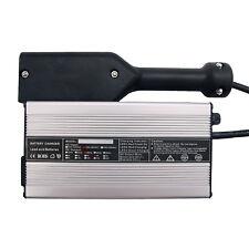 """36V 5A Golf Cart Battery Charger 220V Input Plug 36 Volt """"D""""  for EZ- EZ-GO TXT"""