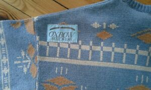 pull oxbow vintage taille S