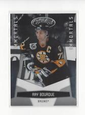 2010-11 Certified #157 Ray Bourque Bruins /500