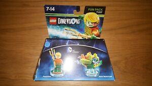 Lego Dimensions Fun Pack 71237: Aquaman - DC Comics - neuwertig mit OVP