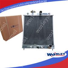 3 core aluminum radiator for Honda CIVIC EG EK B16 B18 D15 D16 1992-2000 32mm
