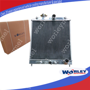 3 core aluminum radiator for Honda CIVIC EG EK B16 B18 D15 D16 1992-2000 32mm