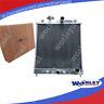 QLD GPI for Honda CIVIC radiator 3 core EG EK B16 B18 D15 D16 1992-2000 32mm