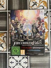 FIRE EMBLEM FATES LIMITED EDITION 3DS NEW SEALED PAL ITA (+EN,DE,FR,ES) PERFETTO