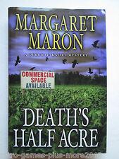 Death's Half Acre by Margaret Maron (2008, Hardcover)