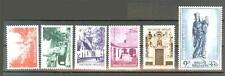 Belgium: Sc.B561-566 MNH Beguinage de Bruges  cat. $175 COB 946-51**