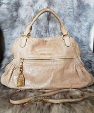Authentic Preloved Miu Miu 2 Way Bag