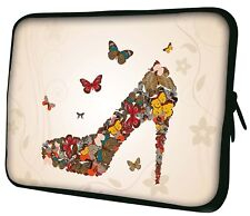 "LUXBURG 15"" Inch Design Laptop Notebook Sleeve Soft Case Bag Cover #GG"