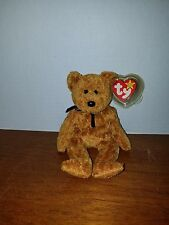 Ty Beanie Fuzz the Bear VERY RARE with FACTORY ERROR plus 3 More Errors