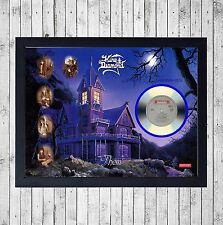 KING DIAMOND THEM CUADRO CON GOLD O PLATINUM CD EDICION LIMITADA. FRAMED