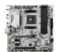 MSI B450M Mortar Titanium AM4 AMD B450 Micro ATX DDR4-SDRAM Motherboard