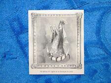 Gravure Année 1861 - Parahyba du nord + Officier mélomane