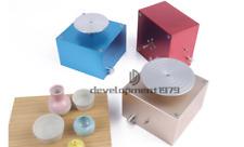 DIY Mini Clay Ceramic Art Machine 12V Electric Pottery Making Machine NEW
