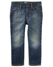 Oshkosh BGosh Toddler Boys Straight Jeans - Authentic...