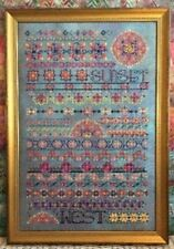 10% Off RoseWood Manor Counted X-stitch chart - Sunset