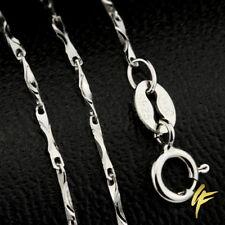 Marken-Halskette Damen ECHT 925 Sterlingsilber verstellbar 40-45 cm Geschenk