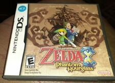 The Legend Of Zelda Phantom Hourglass - Nintendo DS Game